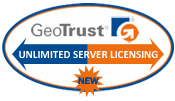 GeoTrust SSL Certificate Come With Unlimited Server Licensing