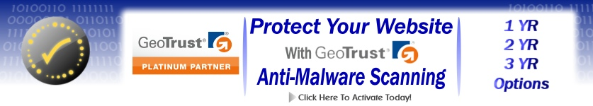 Certs 4 Less Is Offering GeoTrust Anti-Malware Scan