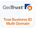 Buy GeoTrust True BusinessID SAN Certificate