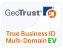 Buy GeoTrust True BusinessID SAN EV Certificate