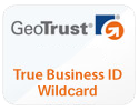 Buy GeoTrust Wildcard SSL Certificate
