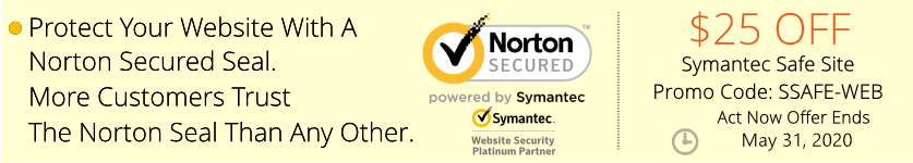 Certs 4 Less Is Offering $25 Off Symantec Safe Site
