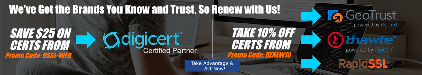 Renew SSL Certificates Through Certs 4 Less And Save Money
