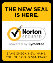 Norton Secured Seal Powered By Symantec