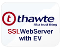 Buy Thawte SSL Certificate With EV