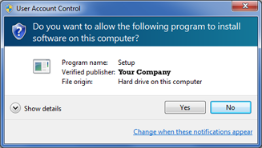 Code Signing Certificates Enable This Validated Message